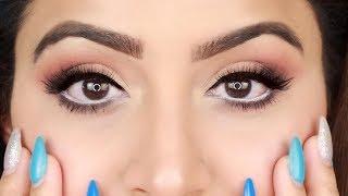 छोटी आखों पर आई मेकअप कैसे करें  How to Apply Eyeshadow on Small Eyes | Deepti Ghai Sharma