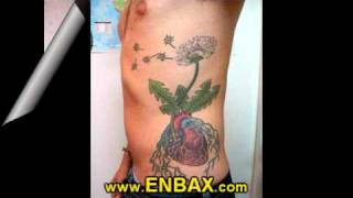 Tattoos of Flowers, Vines, Roses
