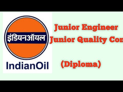 Indian oil cooperation Junior Engineering Assistant, Junior Quality Control Analyst & Various