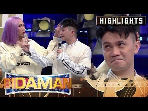 Vice Ganda tries to comfort Vhong Navarro | It's Showtime BidaMan