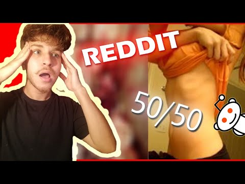 Reddit 50/50 CHALLENGE | تحدي ريدديت 50/50 لا بزاااف from YouTube · Duration:  13 minutes 6 seconds