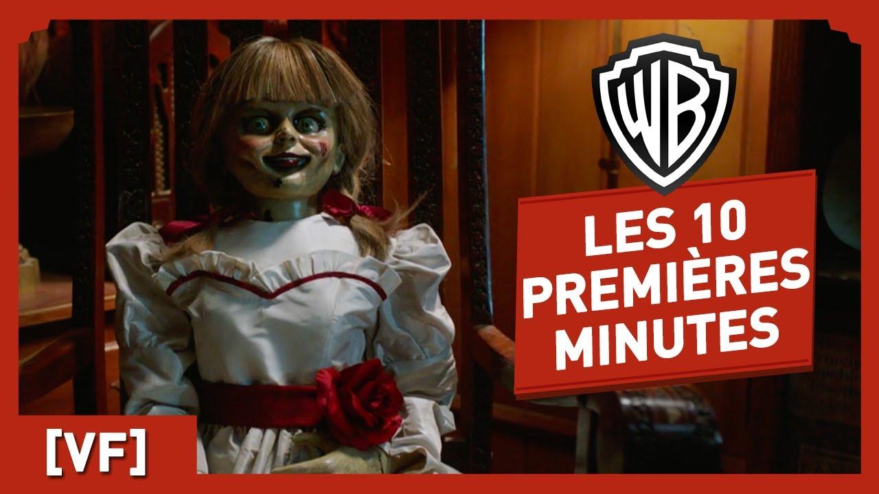 Annabelle - La Maison du Mal - Regardez les 10 premières minutes !