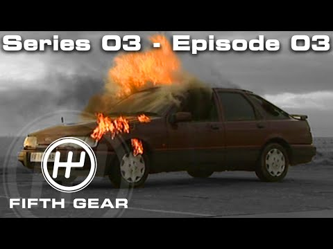 Fifth Gear: Series 3 - Episode 3