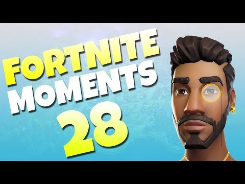 DID YOU KNOW THIS BUILDING TRICK? | Fortnite Daily Funny and WTF Moments Ep. 28