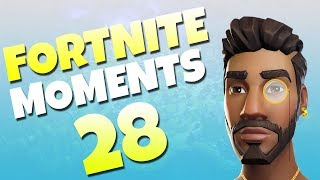 DID YOU KNOW THIS BUILDING TRICK?   Fortnite Daily Funny and WTF Moments Ep. 28