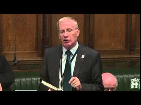 Gregory Campbell Stormont House Agreement Allows For Progress In