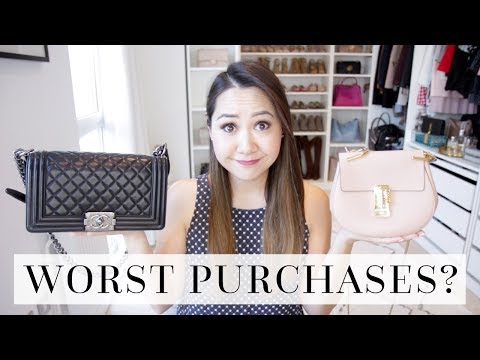 LEAST USED LUXURY BAGS & ACCESSORIES