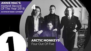 4  - Arctic Monkeys – Four Out Of Five | Annie Mac