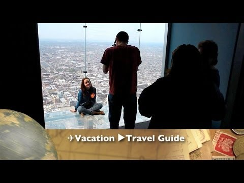 Willis Tower Deck ✈Travel Guide