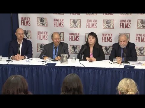 Press Conference_Mental Health Experts on Donald Trump • BRAVE NEW FILMS