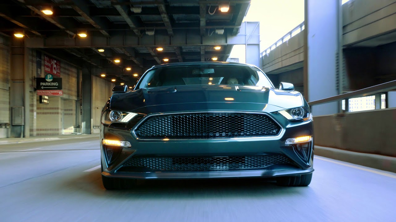 Ford Brings Back Another Classic In The Mustang Bullitt At Detroit Auto Show