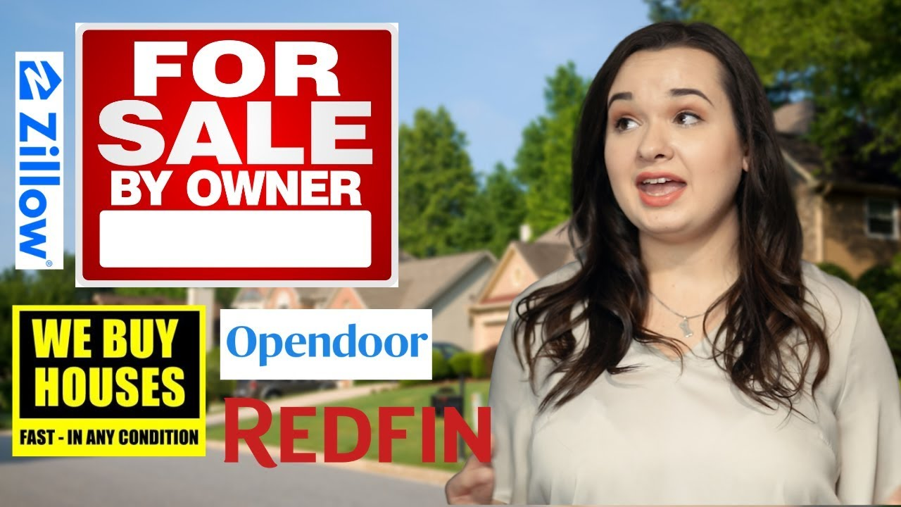 How To Sell A House WITHOUT A Realtor!