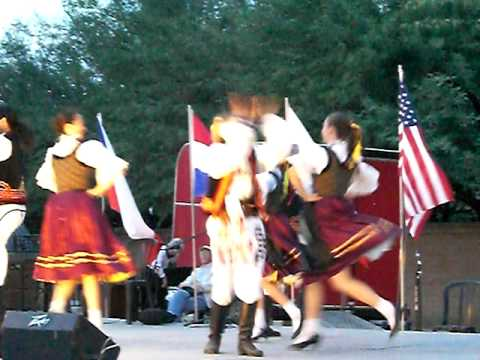 St. Melany Byzantine Catholic Church, Tucson, AZ  - Slavic Festival 2008