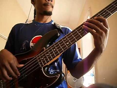 Steel Pulse - Chant A Psalm (Bass Cover) | CaribbeanBass