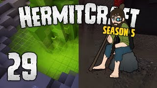 HermitCraft 5 - #29 | THE FOG & SMOKE IS INSANE! [Minecraft 1.12]