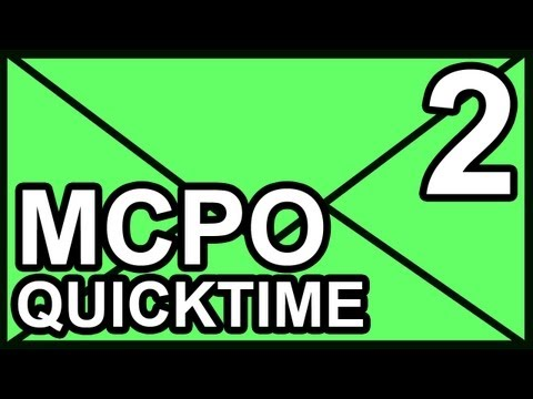 MCPO Quicktime - Tracking Device