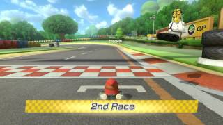 Mario Kart 8 - Grand Prix - 150cc - Shy Guy - Standard Kart - All Cups [Blind] [No Commentary]