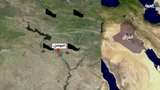قصة تساقط المدن بيد داعش بعد الموصل