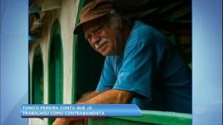 Baixar Hora da Venenosa: Tonico Pereira revela que era contrabandista antes da fama