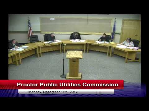 Public Utilities Commission 2017 12 11 1