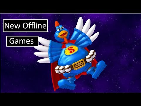 Best New Offline Games For Android In 2018 | Chicken Invaders