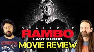 RAMBO: Last Blood - Movie Review!!!