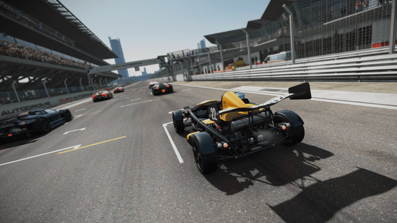 How To Drive Atom V Project Cars
