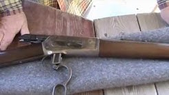 Authentic Winchester Model 1886 in 38-56 at the Range