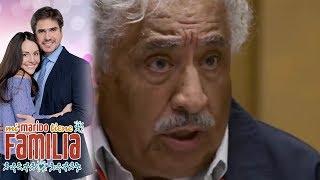 ¡Eugenio descubre que Robert es adoptado! | Mi marido tiene familia - Televisa