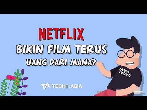 Netflix Bikin Film Terus, Uang Dari Mana? #TIAExplainer