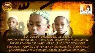 """""""Reiche"""" Kinder in Afrika - Qur`ân Schule in Burundi (Okt. - 2011)"""