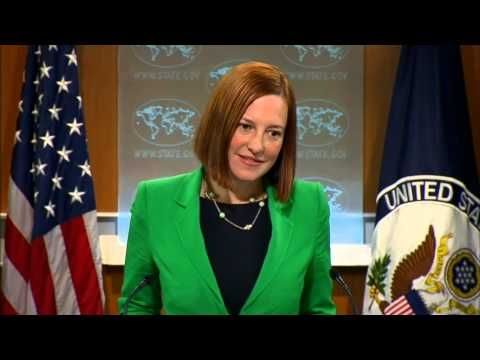 Daily Press Briefing: March 19, 2014