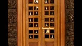 Pooja room door designs,House pooja room door designs,home pooja room designs