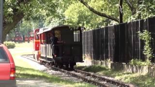 (24.06.14) Parkowa Kolej Wąskotorowa w Chorzowie