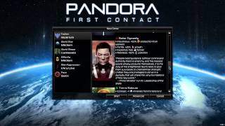Pandora: First Contact Trailer Short