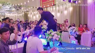 Ưng Hoàng Phúc - Căn Gác Trống - hát live tại Vĩnh Phúc 2018 Swan spa