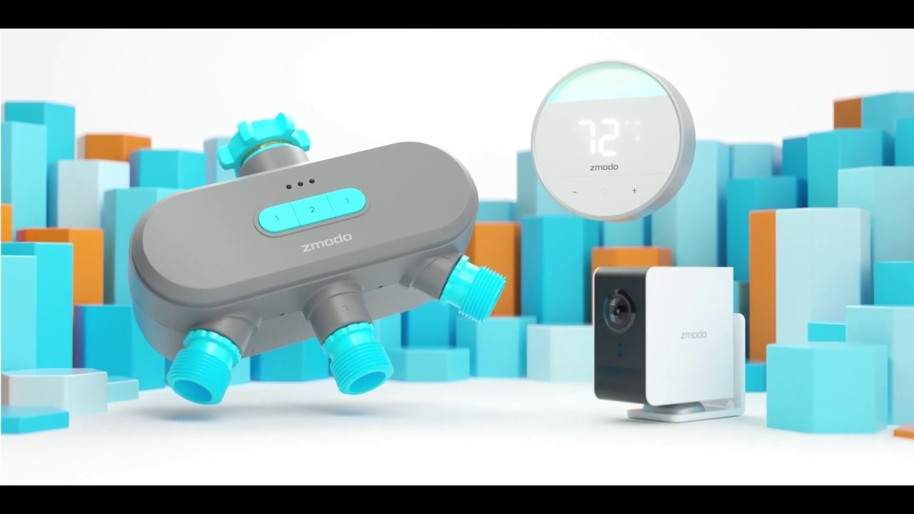 CES 2019 - Zmodo's Connected Devices for the Smart Home