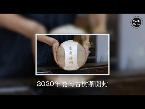 【普洱茶開箱】2020曼崗古樹茶(4K高畫質)