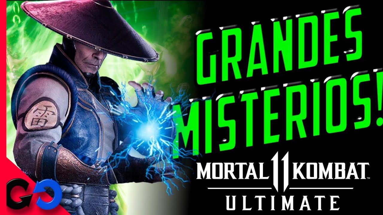 Mortal Kombat 11 Ultimate Cuales son los GRANDES MISTERIOS del Universo MK?