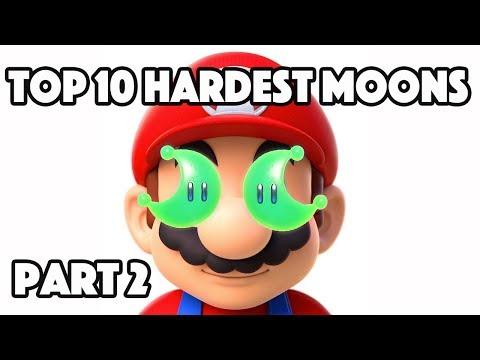 Super Mario Odyssey: Top 10 Hardest Moons