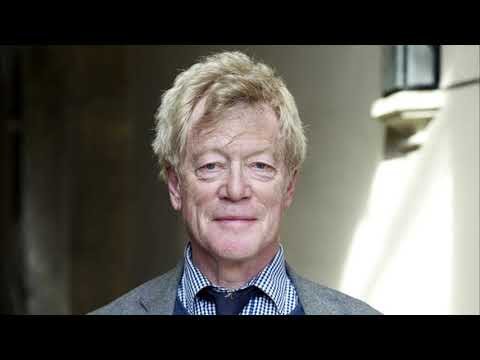 Roger Scruton on his life