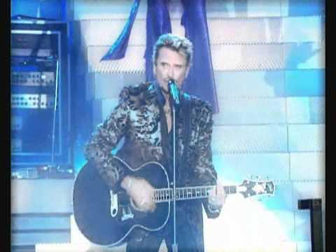 Johnny Hallyday - Quelque chose de Tennessee - Tour Eiffel 2000