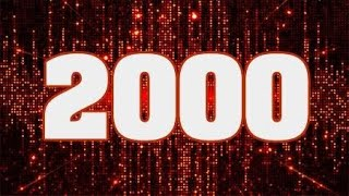 2000 SUBSCRIBERS!!!! THANKS!