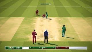 Bangladesh vs West Indies 2nd ODI 2018 - Ashes Cricket