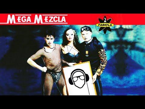 MegaMezcla - Lift U Up (Eurodance 90)
