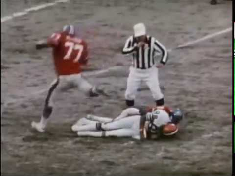 1974 Broncos at Browns Game 7