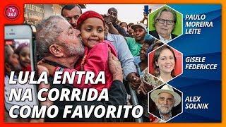 Baixar Boa Noite 247 - Lula entra na corrida como favorito