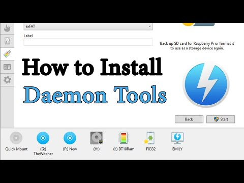 How To Install Daemon Tools Lite On Windows In 2020 | Short Tutorial