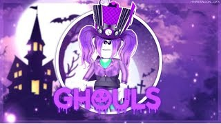 Candy Hunt// Royalween Ghouls™ Homestore// Roblox