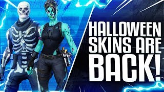 The Skull Trooper Is Coming Back...